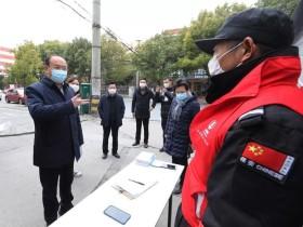 如东疫情控制:县级机关党员干部坚守95个卡口