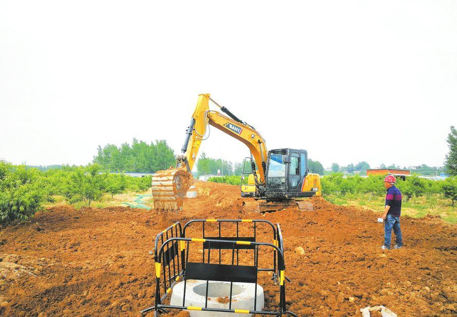 如东以PPP模式推进农村污水设施建设